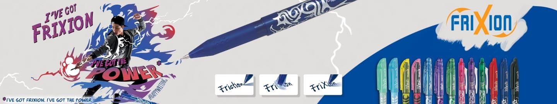 Pilot - długopisy żelowe - FriXion
