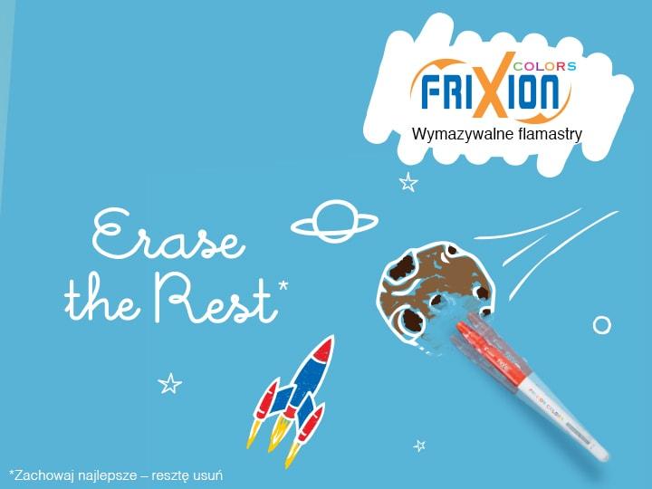 FriXion Colors Pilot