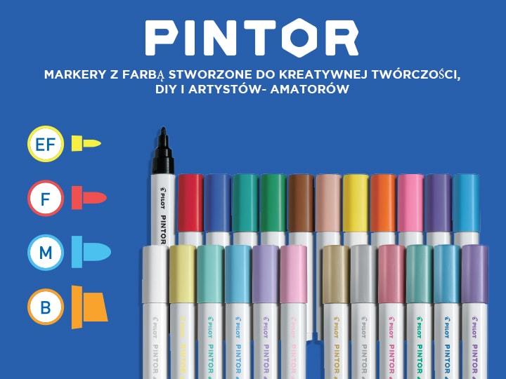 Marker Pilot Pintor