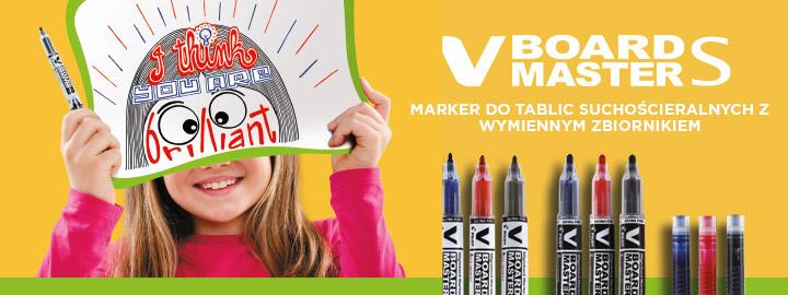 Pilot - Markery - V-board Master S